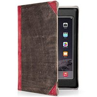 Twelve South BookBook - iPad mini/-2/-3 - Vibrant Red (Leather Case)
