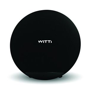 Witti Witti Qi Wireless Charging Station Black (6915-BK00U00)