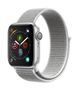 APPLE AW Series 4 GPS, 40mm Silver Alu Case Seashell Sport Loop
