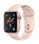 APPLE AW Series 4 GPS, 40mm Gold Alu Case Pink Sand Sport Band