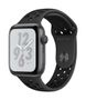 APPLE AW Nike+ Series 4 GPS, 44mm Sp Grey Alu Anthr./Black Sport