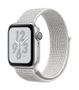 APPLE AW Nike+ Series 4 GPS, 40mm Silver Alu Summit White sport L