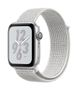 APPLE AW Nike+ Series 4 GPS, 44mm Silver Alu Summit Wh. Sport L
