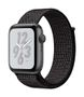 APPLE AW Nike+ Series 4 GPS, 44mm Sp Grey Alu Black Sport Loop
