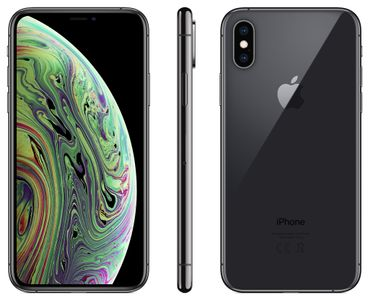 APPLE iPhone XS - 256GB Space Grey (MT9H2QN/A)
