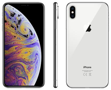 APPLE iPhone XS Max - 256GB Silver (MT542QN/A)