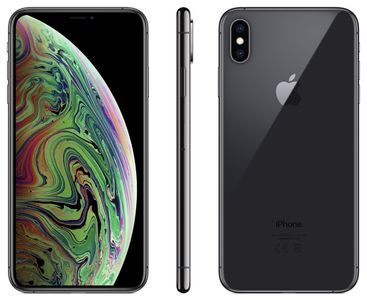 APPLE EOL iPhone XS Max - 512GB Space Grey (MT562QN/A)