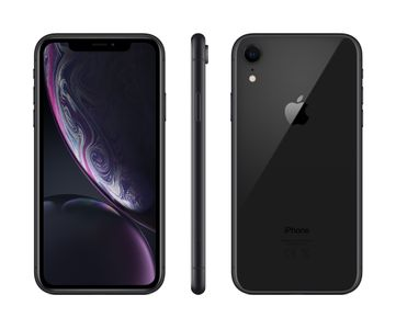 APPLE iPhone XR - 128GB Black (MRY92QN/A)