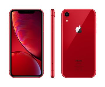 APPLE iPhone XR - 128GB (PRODUCT)RED (MRYE2QN/A)