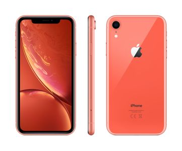 APPLE iPhone XR - 64GB Coral (MRY82QN/A)