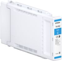 EPSON Epson Singlepack UltraChrome XD2 T41R240 Cyan 110ml