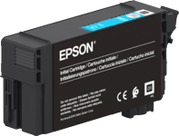 EPSON Epson UltraChrome XD2 CyanT40C240(26ml)
