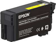 EPSON Epson UltraChrome XD2 Yellow T40C440(26ml)