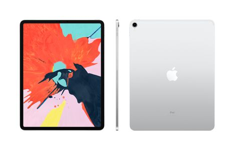 "APPLE iPad Pro 12.9"" Wi-Fi 256GB - Silver (MTFN2KN/A)"