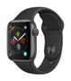 APPLE AW Series 4 GPS Cell 40mm Sp Grey Alu Black Sport Band