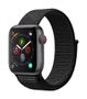 APPLE AW Series 4 GPS Cell 40mm Sp Grey Alu Black Sport Loop