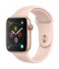 APPLE EOL AW Series 4 GPS Cell 44mm Gold Alu Pink Sand Sport Band (MTVW2DH/A)