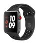 APPLE AW Nike+ Series 3 GPS Cell 42mm Sp Grey Alu Black Nike Sport