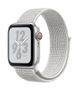 APPLE AW Nike+ Series 4 GPS Cell 40mm Silver Alu White Nike Sport