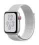 APPLE AW Nike+ Series 4 GPS Cell 44mm Silver Alu White Nike Sport