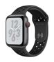 APPLE AW Nike+ Series 4 GPS Cell 44mm Sp Grey Alu Black Nike Sport