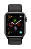 APPLE AW Series 4 GPS Cell 40mm Sp Grey Alu Black Sport Loop (MTVF2DH/A)