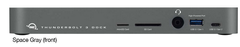 OWC OWC 14 Port Thunderbolt 3 Dock SpaceGray