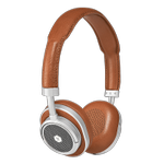 MASTER&DYNAMIC MASTER&DYNAMIC Headset Wireless MW50+ On+over-ear Silver/ Br.