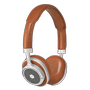 MASTER&DYNAMIC MASTER&DYNAMIC Headset Wireless MW50+ On+over-ear Silver/Br.