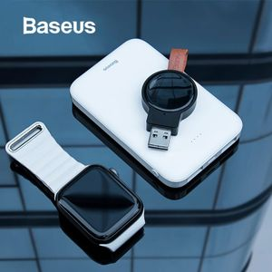 BASEUS Baseus Dotter Wireless Charger for Apple Watch Black (WXYDIW02-01)