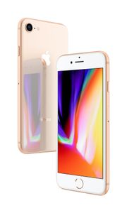 APPLE iPhone 8 - 128GB Gold (MX182QN/A)