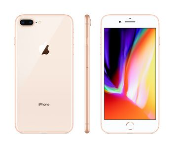 APPLE iPhone 8 Plus - 128GB Gold (MX262QN/A)
