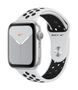 APPLE AW Nike Series 5 GPS, 44mm Silver Alu Case Pl/Black