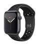 APPLE AW Nike Series 5 GPS, 44mm Sp Grey Alu Case Ant/Black
