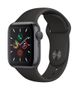 APPLE AW Series 5 GPS 40mm Sp Grey Alu Case Black Sport Band