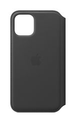APPLE iPhone 11 Pro Leather Folio - Black
