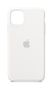 APPLE iPhone 11 Pro Max Silicone Case - White