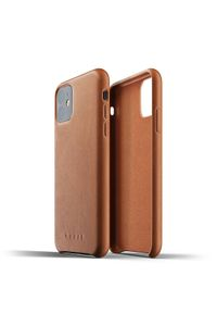 MUJJO Mujjo Full Leather Case for iPhone 11 - Tan (MUJJO-CL-005-TN)