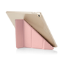 PIPETTO Pipetto Origami Case Rose Gold/Clear for iPad 10.2