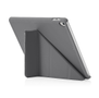 PIPETTO Pipetto Origami Case Dark Grey for iPad 10.2