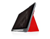 STM STM Dux Plus Duo for iPad 10.2 (2019) - Red