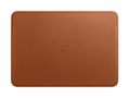 "APPLE Apple Leather Sleeve for MacBook Pro 16""- Saddle Brown"