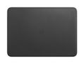 "APPLE Apple Leather Sleeve for MacBook Pro 16""- Black"