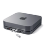Satechi Satechi Aluminum Stand Hub for Mac Mini