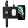 Satechi Satechi Trio Wireless Charging Pad (Watch, Airpods, iPhone)