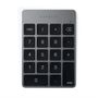 Satechi Satechi Rechargeable Bluetooth Keypad - Space Grey