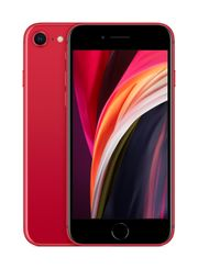 APPLE iPhone SE - 256GB (PRODUCT) RED (with charger & earpods)