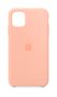 APPLE iPhone 11 Silicone Case - Grapefruit