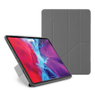 "PIPETTO Pipetto Origami Case TPU for iPad Pro 12.9"" (2020) Grey"
