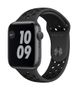 APPLE AW Nike Series 6 GPS 44mm Sp Gray Alu Case Ant Bl Sport